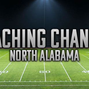 Big Coaching Changes in North Alabama
