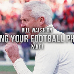 Bill Walsh on Developing Your Philosophy- Part 1