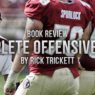 Book Review- Complete Offensive Line by Rick Trickett