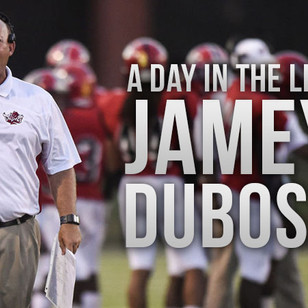 A Day in The Life of Central's Jamey Dubose