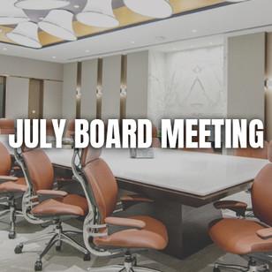 Savarese Meets with ALFCA Board