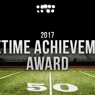 Lifetime Achievement Award Winners Announced