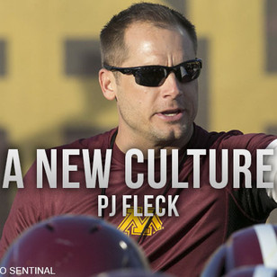 P.J. Fleck Brings New Culture to the Minnesota Gophers