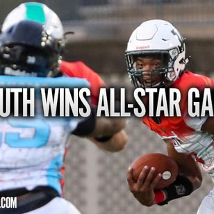 South Defeats North in 2019 All Star Game