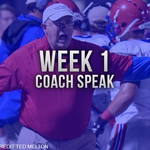 ALFCA CoachSpeak Week 1