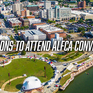 5 Reasons Why You Should Attend the ALFCA Convention