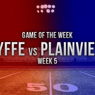 Plainview Challenges Fyffe in ALFCA Game of the Week