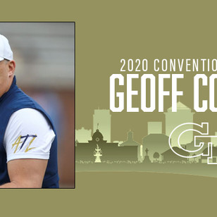 Georgia Tech's Geoff Collins Headed to ALFCA Convention