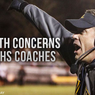 Football Coaches Must Take their Health Seriously