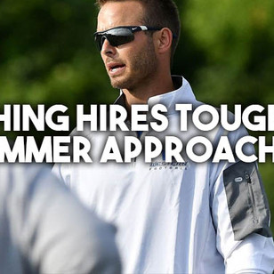 Coaching Hires Get Tougher as Summer Approaches