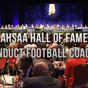 Football Coaches Head 2019 AHSAA Hall of Fame Class