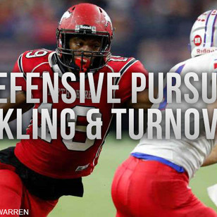 Defensive Pursuit, Tackling and Turnover Circuits