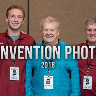 2018 Convention Photos