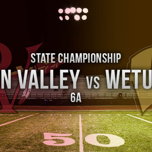 Pinson Valley Defeats Wetumpka for 6A Championship