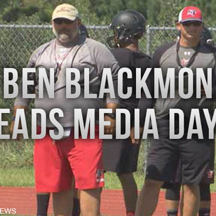 Spanish Fort's Ben Blackmon Leads the Way at Media Days