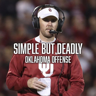 Oklahoma Offense Simple Yet Deadly