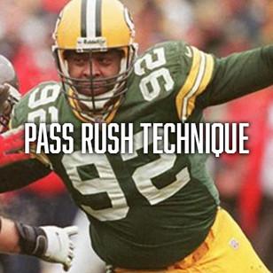 Pass Rush Techniques