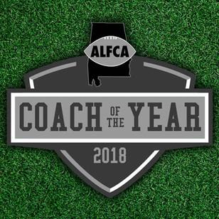 ALFCA Announces Coach of the Year Awards