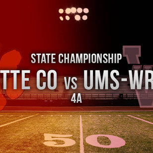 UMS Wright Snows Out Fayette County for 4A Championship