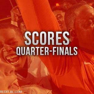 3rd Round Playoff Scores
