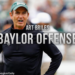 The Baylor Offense of Art Briles
