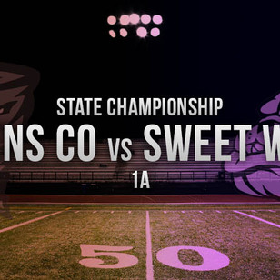Sweet Water Defeats Pickens County for 1A Championship