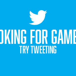 Tweeting for Games