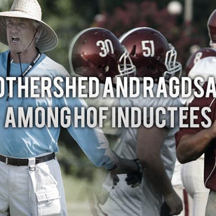 Mothershed, Ragsdale and Tate Among Class of 2018 Hall of Fame Inductees