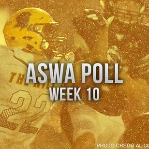 Final ASWA Poll