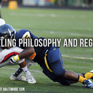 Create a Tackling Philosophy and Regimen on Your Team