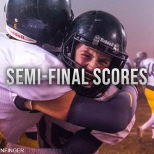 Semi Final Scores
