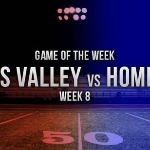 Shades Valley Looks to Knock off Homewood in ALFCA Game of the Week