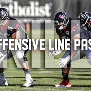 Offensive Line Pass Blocking Drills
