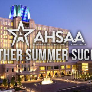 AHSAA Summer Conference Football School a Success