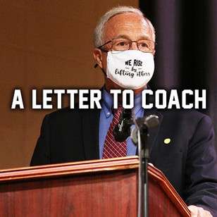 A Letter to Coach Savarese From the Alabama Football Coaches Association
