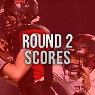 Playoff Scores-Round 2