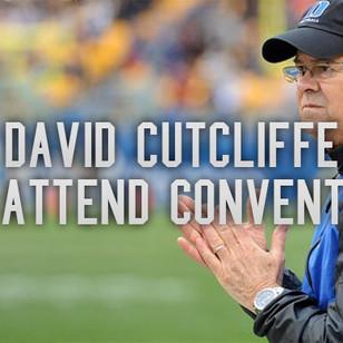 Duke's David Cutcliffe Heads ALFCA Convention Slate