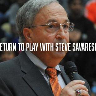 """Steve Savarese on """"Return to Play"""""""