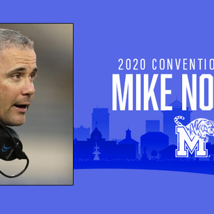Mike Norvell of Memphis to Speak at ALFCA Convention