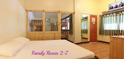 Family Rooms 2 - 7