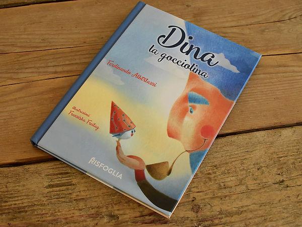 Dina La Gocciolina Cover