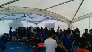 NAHAマラソンボランティア