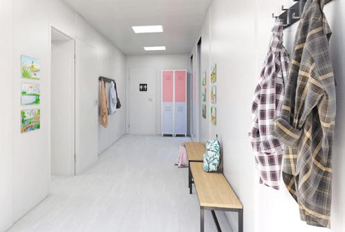 modulaire salle de classe containerflex