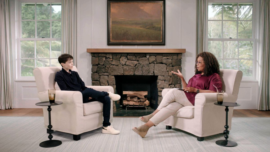 Gaye Magazine's 3 Takeaways the World Should Remember from Elliot Page's Interview with Oprah