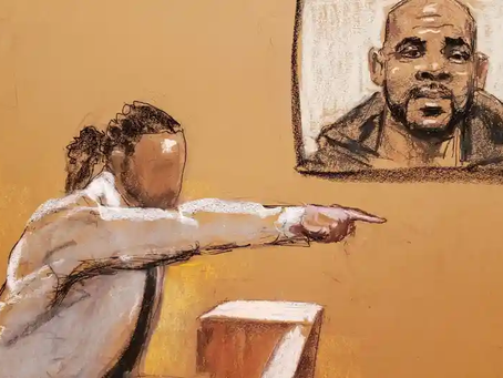 Everything We Know After the Testimony of R. Kelly's First Male Accuser