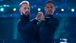 """John Whaite and Johannes Radebe Make History as the First Male Couple on """"Strictly Come Dancing"""""""