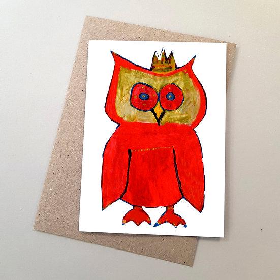 Mani's Owl