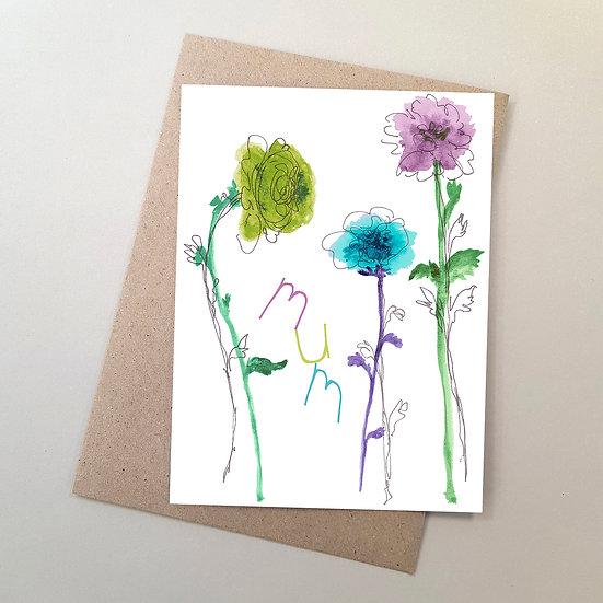 Ranunculus Flowers Mum