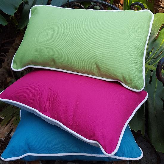 Single - Plain Cushion 45cm x 30cm