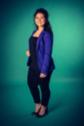 Ayse Oral heeft haar castingfoto's laten maken bij bekende castingfotograaf Nikki Hoff bij Studio86 te Alphen aan den Rijn. Een goede castingfoto is ontzettend belangrijk als eerste indruk. Nikki haalt het beste in jou naar boven tijdens een casting shoot!